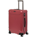 Qantas Cloncurry Medium 64cm Hardside Suitcase Red Q390B