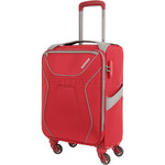 American Tourister Airshield Small/Cabin 55cm Softside Suitcase Red 75547