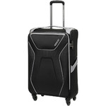 American Tourister Airshield Medium 68cm Softside Suitcase Black 75548