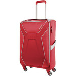 American Tourister Airshield Medium 68cm Softside Suitcase Red 75548