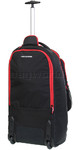 High Sierra Composite Large 76cm Backpack Wheel Duffel & Zip Off Day Pack Black 67996 - 1