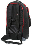 High Sierra Composite Large 76cm Backpack Wheel Duffel & Zip Off Day Pack Black 67996 - 2