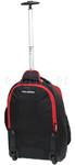 High Sierra Composite Small/Cabin 56cm Backpack Wheel Duffel & Zip Off Day Pack Black 67995 - 1