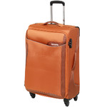 American Tourister Applite 2.0 Medium 71cm Softside Suitcase Dark Orange 68053