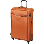 American Tourister Applite 2.0 Large 82cm Softside Suitcase Dark Orange 68054