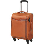 American Tourister Applite 2.0 Small/Cabin 55cm Softside Suitcase Dark Orange 68052