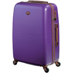 Jump Nice Hardside Medium 66cm Suitcase Purple J6551