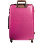 Jump Nice Hardside Medium 66cm Suitcase Fuchsia J6551 - 1