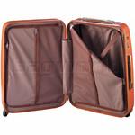 Jump Nice Hardside Medium 66cm Suitcase Orange J6551 - 3