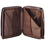 Jump Nice Hardside Medium 66cm Suitcase Navy J6551 - 3