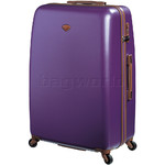 Jump Nice Hardside Large 76cm Suitcase Purple J6552