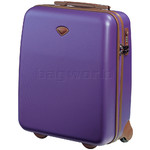 Jump Nice Hardside Small/Cabin 50cm Suitcase Purple J6553