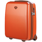 Jump Nice Hardside Small/Cabin 50cm Suitcase Orange J6553