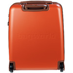 Jump Nice Hardside Small/Cabin 50cm Suitcase Orange J6553 - 1