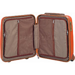 Jump Nice Hardside Small/Cabin 50cm Suitcase Orange J6553 - 3
