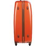 Jump Nice Hardside Suitcase Set of 3 Orange J6553, J6551, J6552 with FREE Go Travel Luggage G2006 - 2