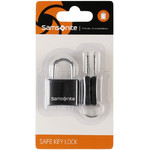 Samsonite Travel Accessories Safe Key Lock Black 62128