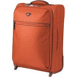 Jump Nice Softside Small 50cm Suitcase Orange J6570