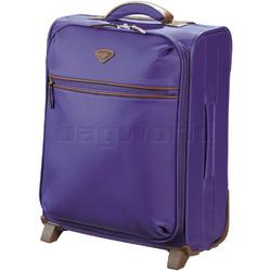 Jump Nice Softside Small 50cm Suitcase Purple J6570