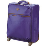 Jump Nice Softside Small 50cm Suitcase Purple J6570