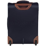 Jump Nice Softside Small 50cm Suitcase Navy J6570 - 1