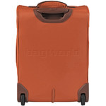 Jump Nice Softside Small 50cm Suitcase Orange J6570 - 1