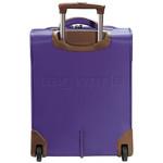 Jump Nice Softside Small 50cm Suitcase Purple J6570 - 1