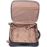Jump Nice Softside Small 50cm Suitcase Navy J6570 - 3