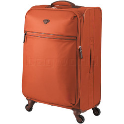 Jump Nice Softside Medium 71cm Suitcase Orange J6572