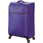 Jump Nice Softside Medium 71cm Suitcase Purple J6572