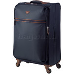 Jump Nice Softside Medium 71cm Suitcase Navy J6572