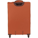 Jump Nice Softside Medium 71cm Suitcase Orange J6572 - 1