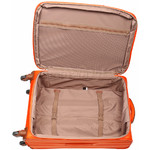 Jump Nice Softside Medium 71cm Suitcase Orange J6572 - 3