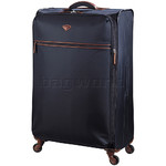Jump Nice Softside Large 81cm Suitcase Navy J6573