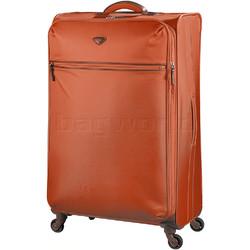 Jump Nice Softside Large 81cm Suitcase Orange J6573