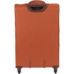 Jump Nice Softside Large 81cm Suitcase Orange J6573 - 1