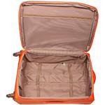 Jump Nice Softside Large 81cm Suitcase Orange J6573 - 3