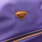 Jump Nice Softside Small 50cm Suitcase Purple J6570 - 4