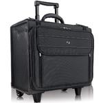 "Solo Classic 17"" Laptop Wheel Bag Black B151"