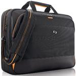 "Solo Urban Ultra Multicase 11""-17.3"" Laptop Briefcase Black BN300"