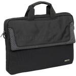 "Solo Sterling 16"" Laptop Slim Briefcase Black LA116"