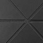 Solo Origami Ultra Slim iPad mini 1 Case and Stand Black RO215  - 5