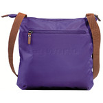 Jump Nice Vertical Tablet Bag Purple J6581 - 1