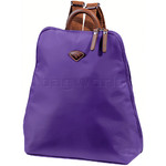 Jump Nice Flat Backpack Purple J6585