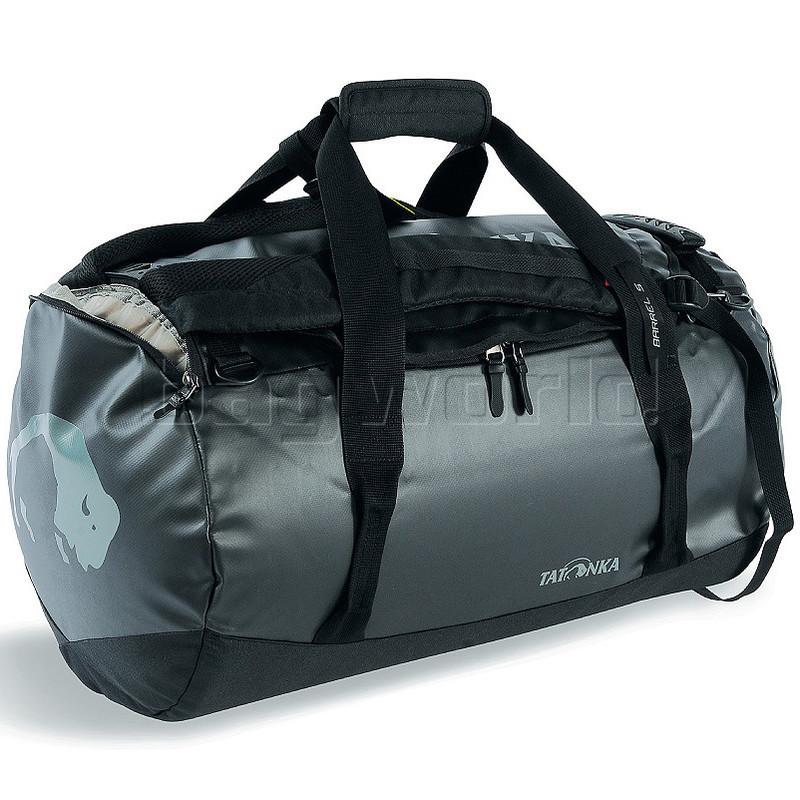 Tatonka Barrel Bag Backpack 53cm Small Black T1951 187166f877563
