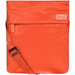 Lipault City Plume Cross-Over Bag Bright Orange 61004