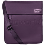 Lipault City Plume Cross-Over Bag Purple 61004