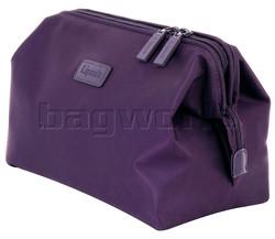 Lipault Plume Accessories Toilet Kit Purple 62715