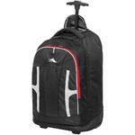 "High Sierra Composite 15.6"" Laptop Wheeled Backpack Black 74603"