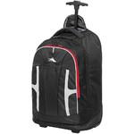 "High Sierra Composite 15.6"" Laptop Wheeled Backpack Black 74603"